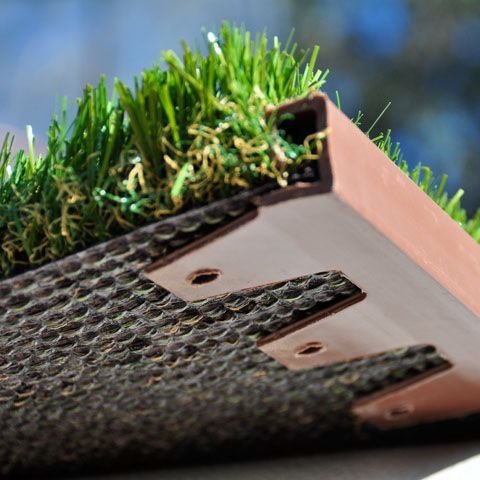 fake grass accessories hold turf in place