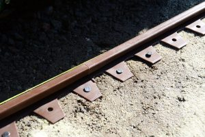 artifical turf accessories  - edging and turf nails