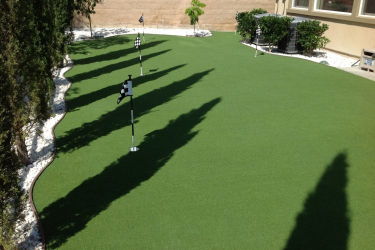 DIY Putting Green Supplies That Speed Installation
