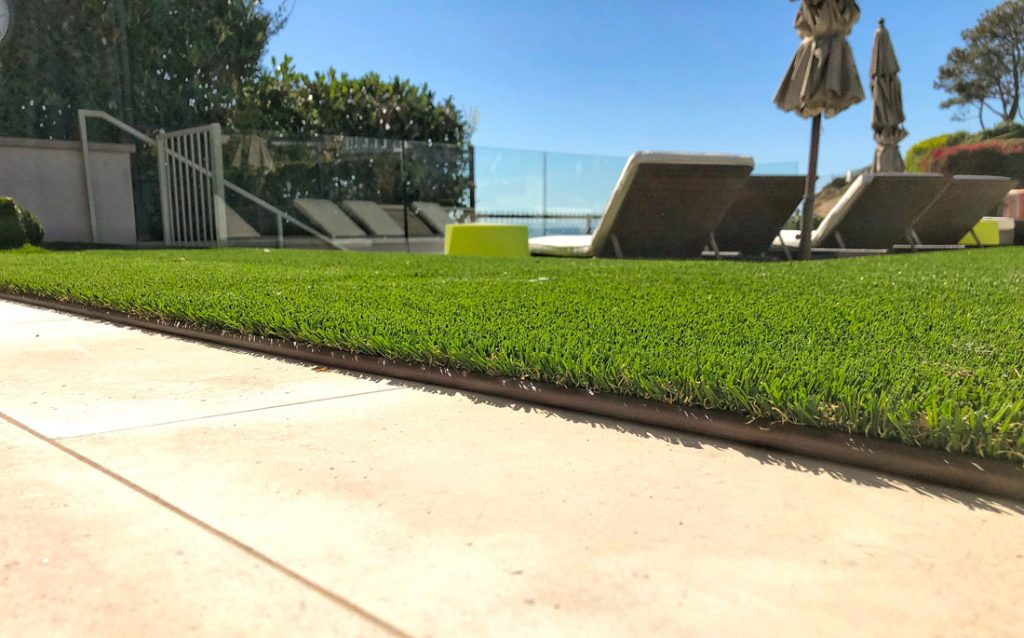 artificial turf supplies care free green to common areas