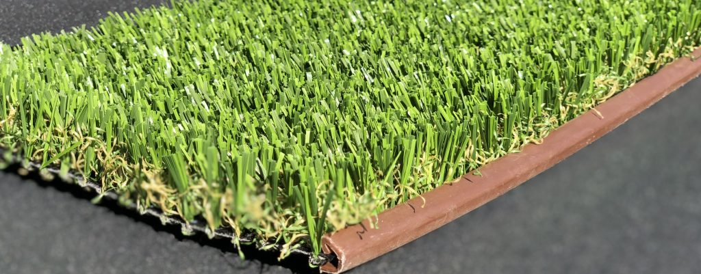 Wonder Edge synthetic turf accessories make install faster