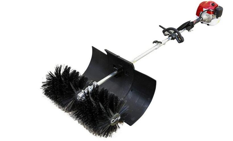 fake grass power broom